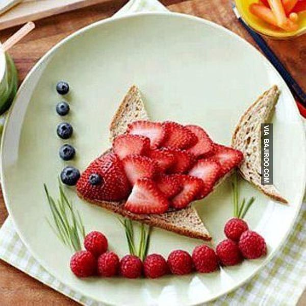 24 Photos of amazing food art