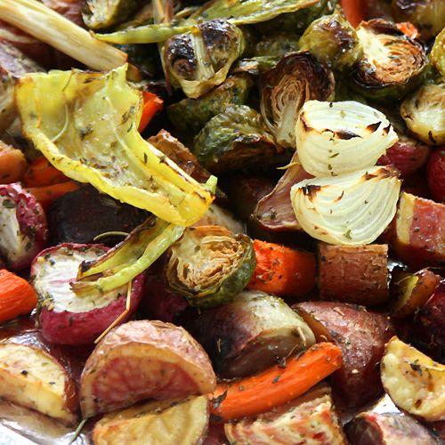 roasted vegetables: Food Recipes, Easy Roasted, Fall Recipes, Recipes Vegetables Sides, Roots Vegetables, Google Search, Peasi Roasted, Easy Peasi, Roasted Vegetables Recipes