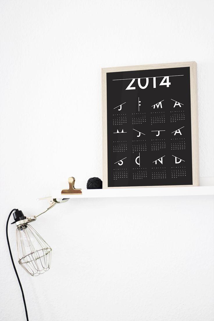 Calendar Typography Tips : Best ideas about calendar on pinterest personal