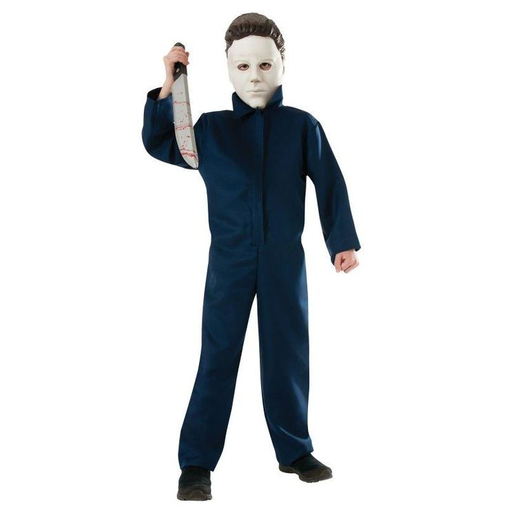 Creepy Michael Myers Halloween Costumes and Masks