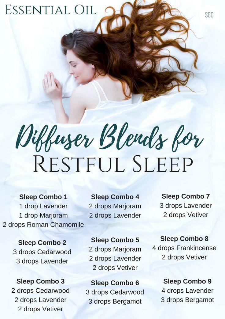 25 Best Ideas About Essential Oils Sleep On Pinterest