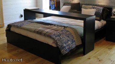 Makuuhuoneen kalusteet, Ikea Malm-sarja #Huutonet