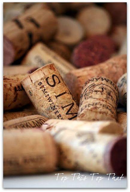 .Wine Corks