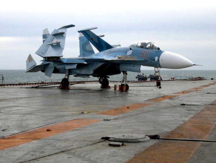 Sukhoi Su-33 Flanker Multi-Role Fighter