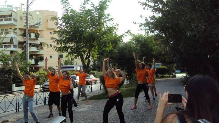 Flash Mob Athens