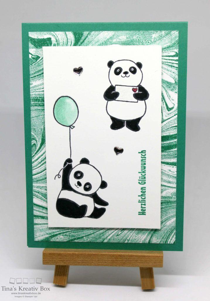Днем, красивые открытки панды своими руками