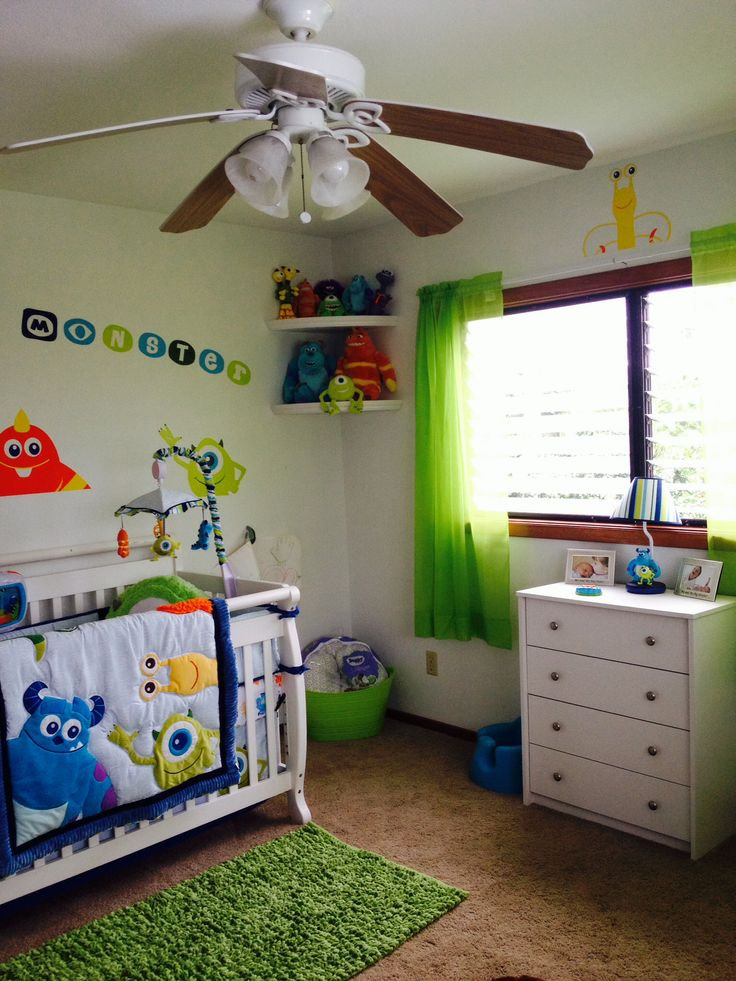 Monsters Inc Baby Baby Room Ideas Pinterest Monsters