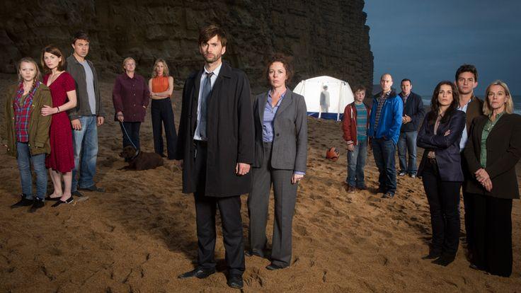 Production Stills | Photo Galleries | Broadchurch season 1 | BBC America