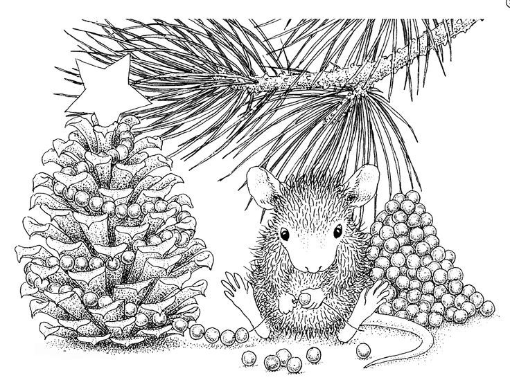 Christmas Colouring Pictures To Print Off : 1814 best coloring books for adults images on pinterest