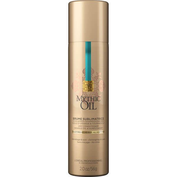 LOréal Professionnel Mythic Oil Brume Sublimatrice (795 INR) ❤ liked on Polyvore featuring beauty products