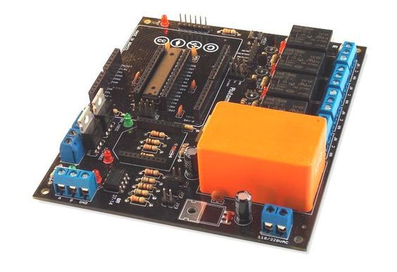 Arduino Home Automation Development Board Unveiled By GarageLab (video) - Another candidate for Visuino http://www.visuino.com support. #Visuino #Arduino