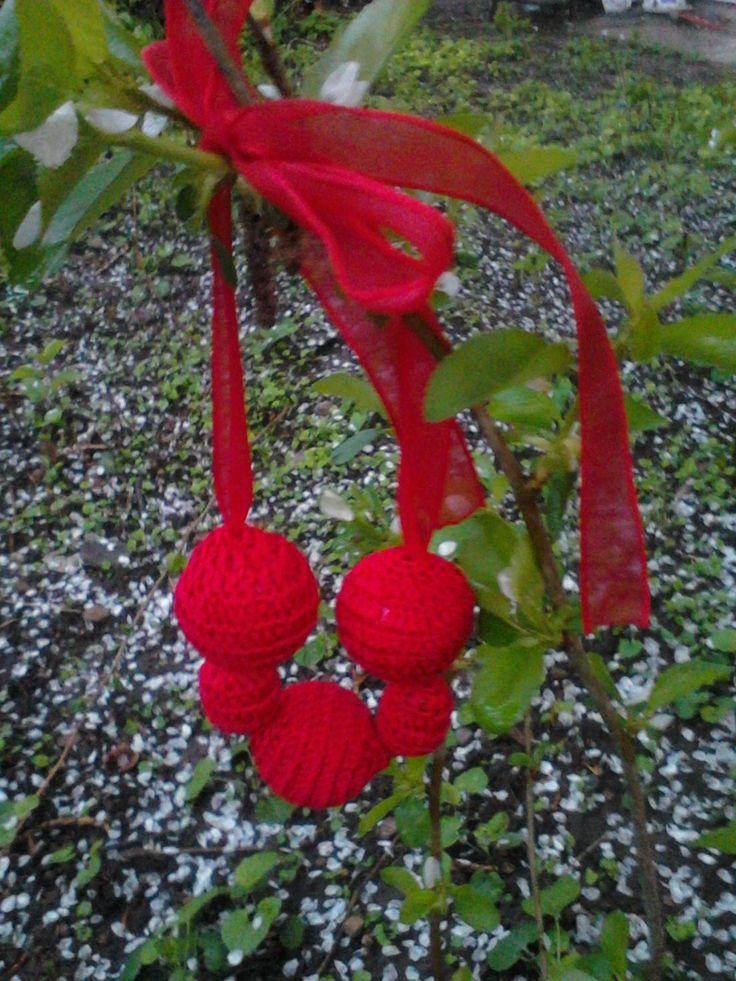 beads crocheted