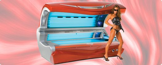 sunscape tanning bed....my happy place....
