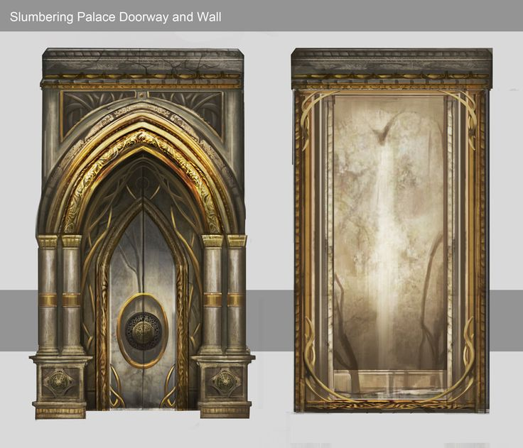 507 best images on pinterest drawings animation and environment - Several artistic concepts for main door ...