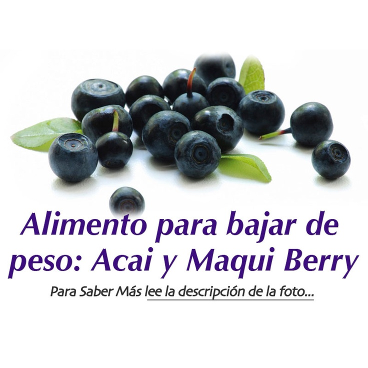 17 best images about frutas antioxidantes on pinterest - Alimentos para perder peso ...