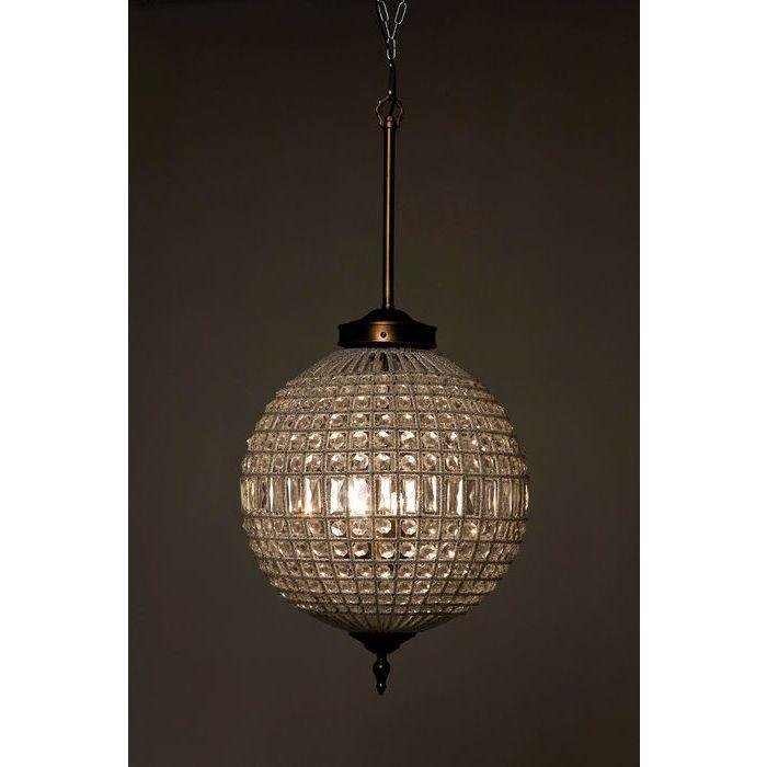lampadario Art Deco Crystal 50cm - KARE Design