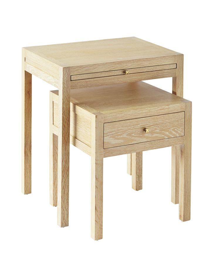 Rowe Nesting Tables Serenaandlily 695 Small 15 5 W X 15