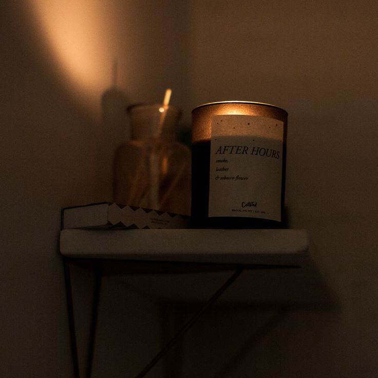 After Hours Candle - Catbird Home & Lounge - Catbird
