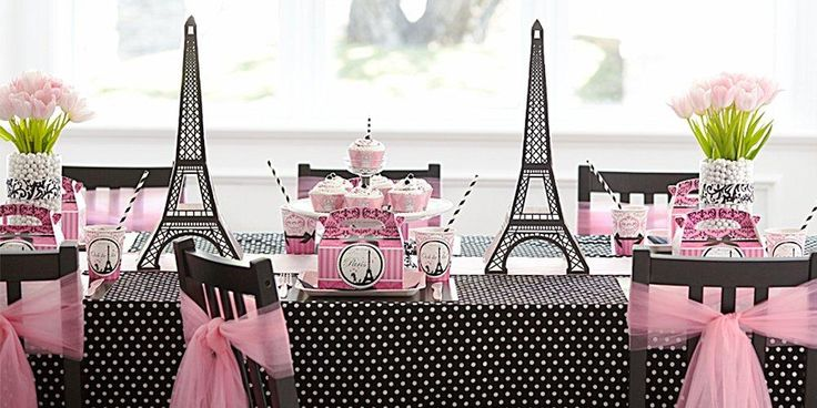I found this great Birthday Party idea on BirthdayExpress.com. Paris Damask Party in a Box, Birthday Express helps create memories that last a lifetime - click here to start the fun!