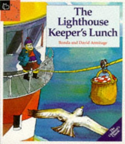 The Lighthouse Keeper's Lunch by Ronda and David Armitage