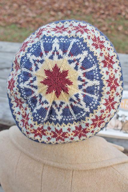 160 best Knitting: Stranded / Fair Isle images on Pinterest | Fair ...