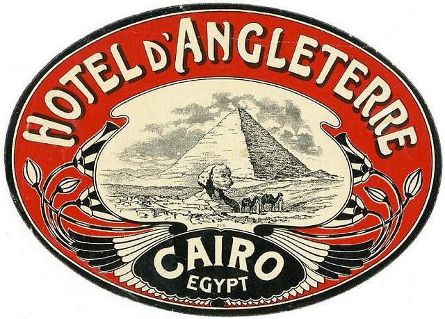 Cairo - Hotel Angleterre