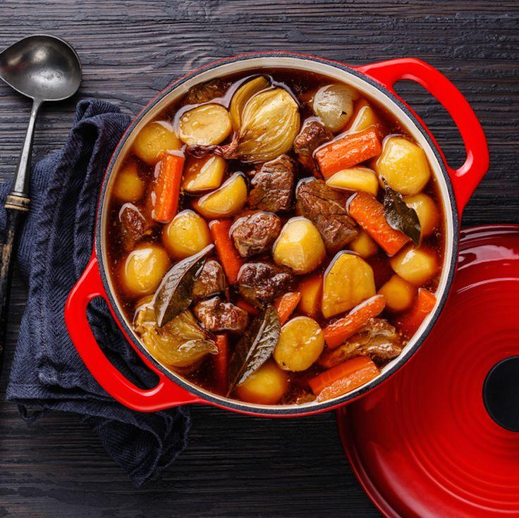 Ragoût de boeuf aux légumes—Une recette classique à mijoter tout l'hiver!