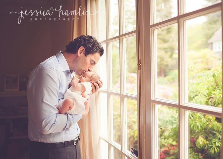 "LearnShootInspire.com ""one a day"" by Jessica Hamlin Photography on Facebook!Baby'S Maternity, Newborns Photos, Newborns Session, Baby Session, Baby'S Kids Photos, Dads, Baby Photos, Newborns Photography, Lifestyle Newborns"