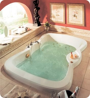 17 best ideas about drop in bathtub on pinterest drop in for Best soaker tub for the money