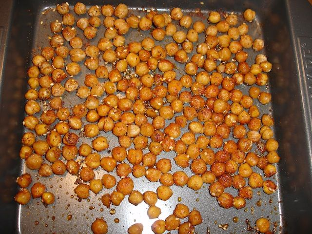 another roasted garbanzo bean recipe