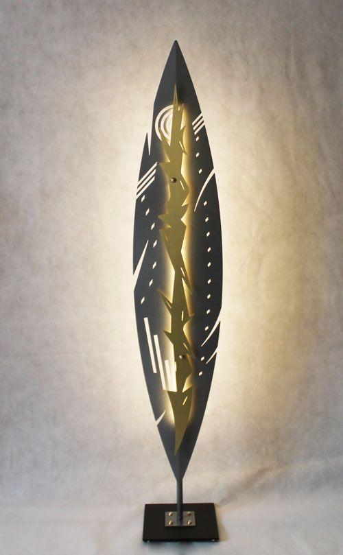 Les 15 meilleures images propos de objectal d coration d 39 int rieur sur pinterest m taux - Lampe moderne salon ...