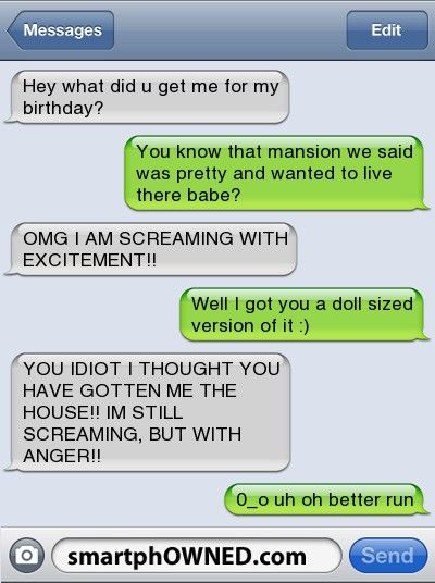 Anger Birthday - - Autocorrect Fails and Funny Text Messages - SmartphOWNED
