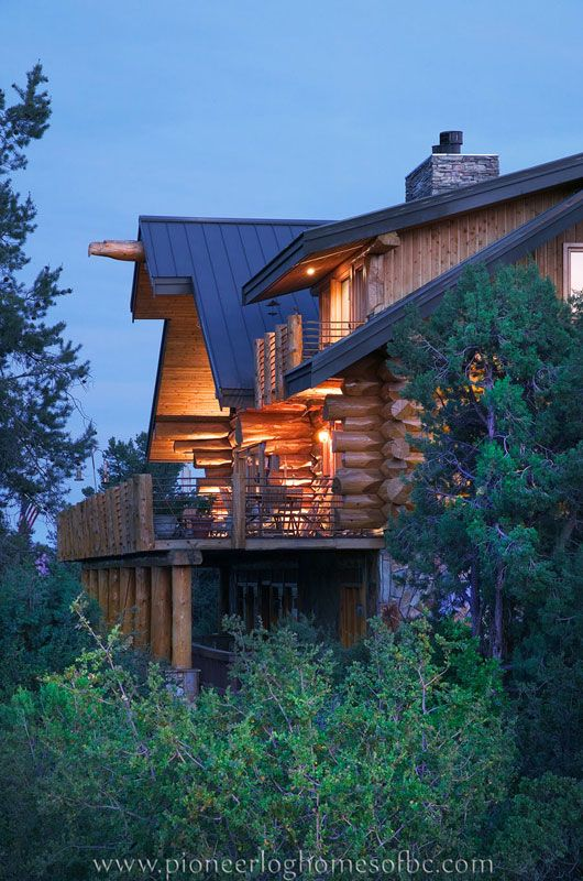 Best 245 Best Images About Log Cabin Metal Roofing On Pinterest 640 x 480