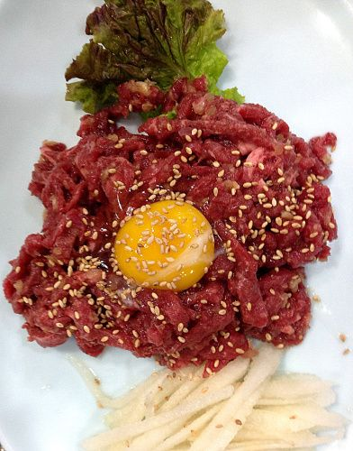 17 Best images about Beef - Tatar on Pinterest | Steaks, Atelier and ...