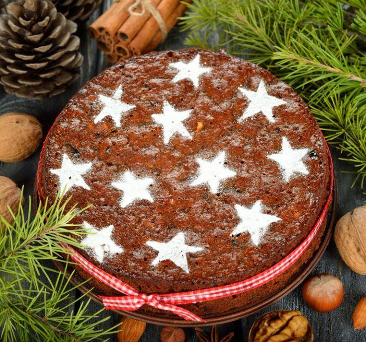 Homemade Christmas Delicious Cakes