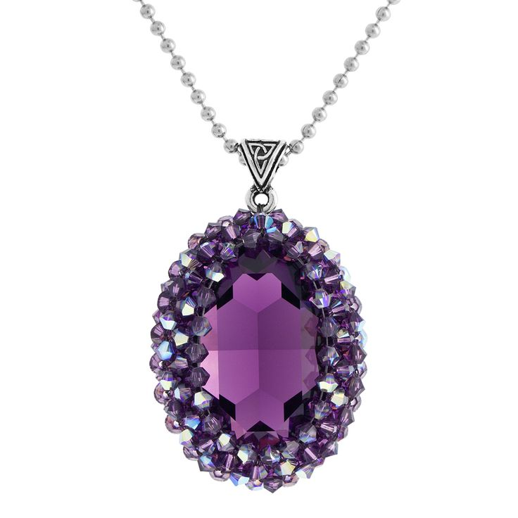 Lady Grantham Necklace | Fusion Beads Inspiration Gallery