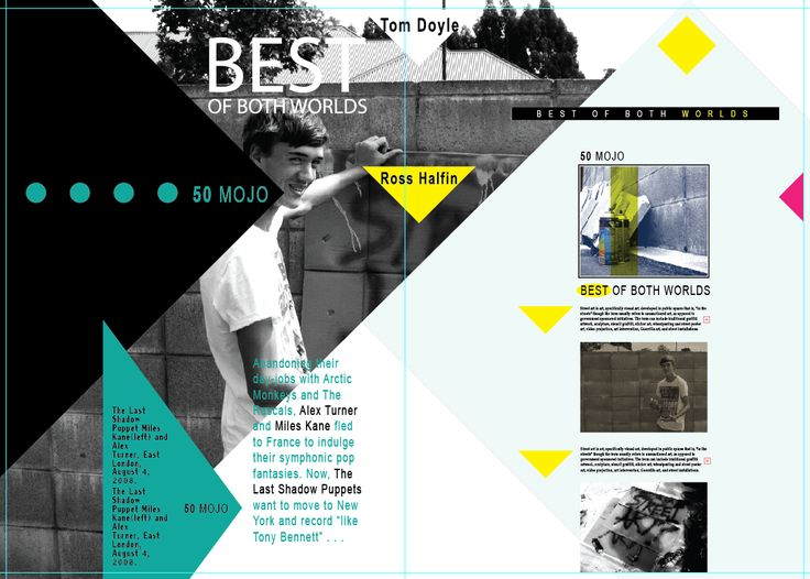 Magazine layout my designs pinterest 1 layout and for Designs magazine