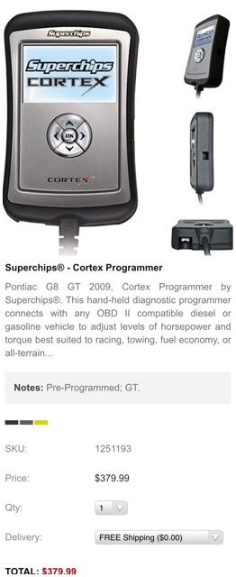 how to use superchips cortex programmer