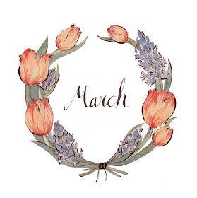 Kelsey Garrity-Riley Illustration: March.