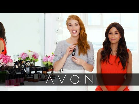 Learn how to create a light, natural summer makeup look with a warm shimmer. Avon Celebrity Makeup Artist Lauren Andersen shows you how to create a sun-kissed glow using Avon makeup. #AvonRep avon4.me/29lvutY