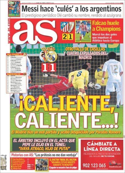 Te presentamos 'El Papelón' del 22 de marzo. La liga española se puso al rojo vivo. ¿Quién será campeón Real Madrid o Barcelona?