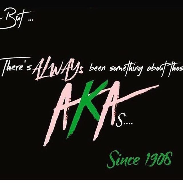 Happy Founder's Day to my Sorors the Ladies of Alpha Kappa Alpha Sorority