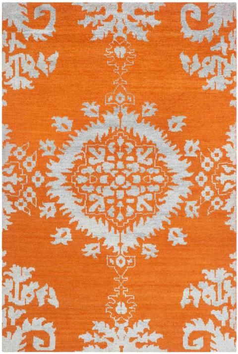 25 best ideas about orange rugs on pinterest cheap shag