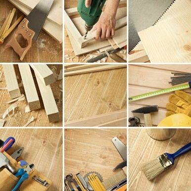 Alquilar taller de carpintería y bricolaje en Ripollet, Barcelona.