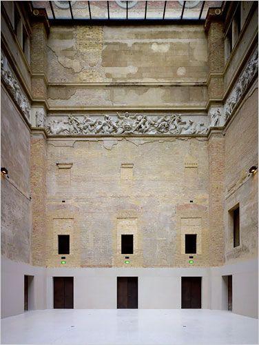 Berlin_Neues Museum_David Chipperfield