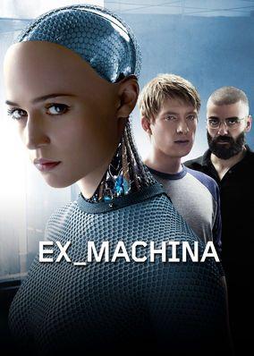 """Check out """"Ex Machina"""" on Netflix"""