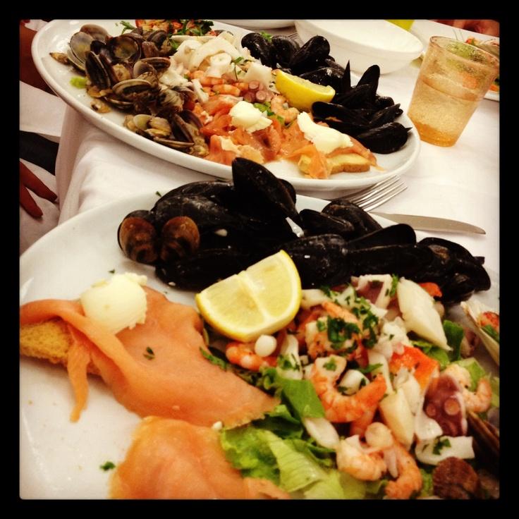 Fish time in Lignano Sabbiadoro