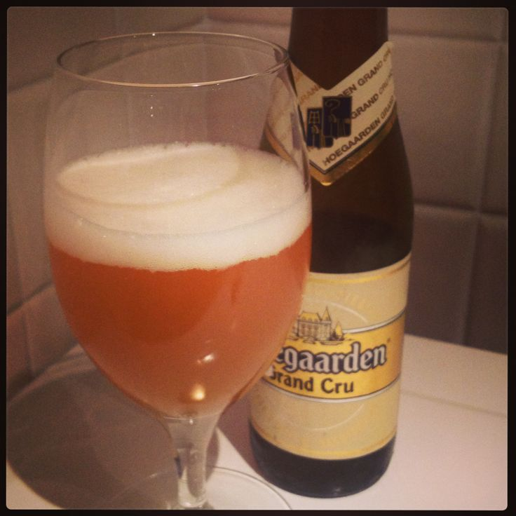 Hoegaarden Grand Cru - Quality Drop http://www.beercartel.com.au/Hoegaarden-Grand-Cru