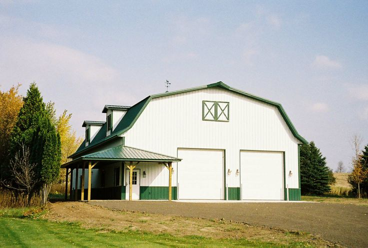Residential pole barns designs see the difference a hahn Residential pole barn homes