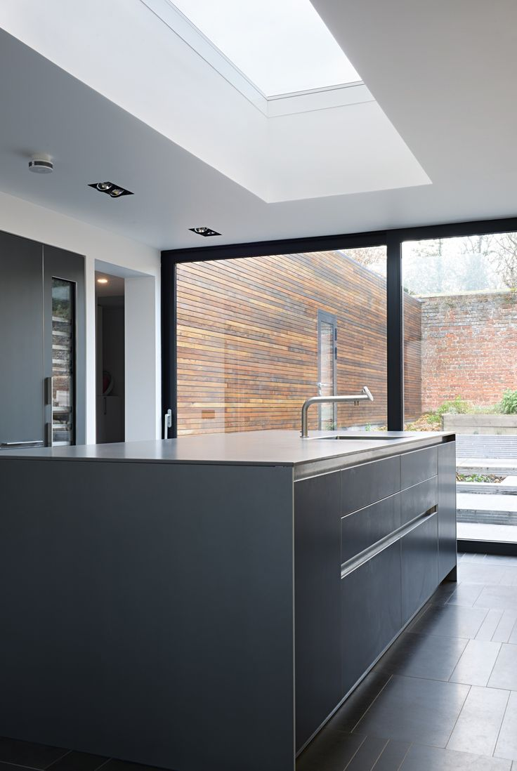 kitchen by Dan Brill Architects & Bulthaup